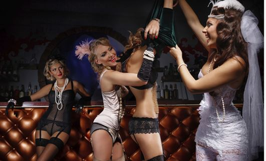 Bachelorette party limousine service