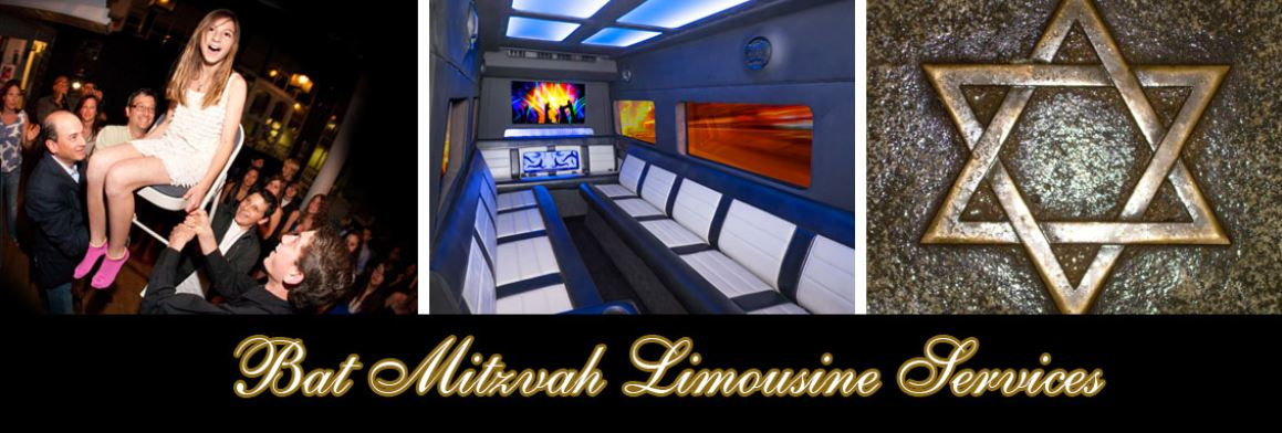 bar mitzvah party limo