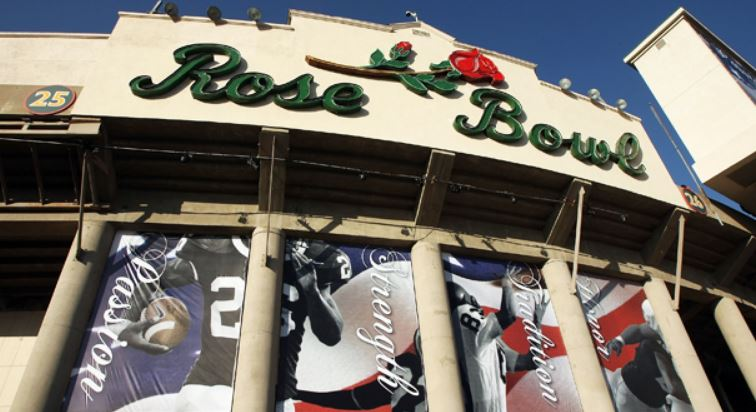 Pasadena Rose Bowl limo services