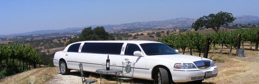 Pasadena winery tour limos
